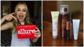 Allure's March 2015 Beauty Box Haul + Contest