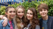 Join Rowan and Sabrina from 'Girl Meets World' at Disney's California Adventure