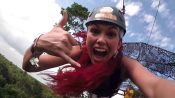 Kandee Johnson Goes Outside Her Comfort Zone in Cancun