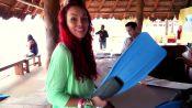 Kandee Johnson Explores Cancun Mexico