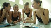 Watch the 'Strictly Ballet' Dancers React to Their 'Teen Vogue' Fashion Feature