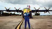 Alpha Geek | Capt. Katie Higgins of The Blue Angels
