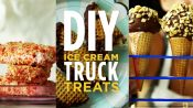 How to Make DIY Ice Cream Truck Treats