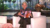 Ellen Helps Glamour Celebrate 25 Years of Incredible Women