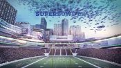 SB100: Check Out a Reimagined NFL Stadium for the Future