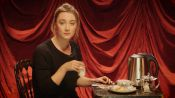 Saoirse Ronan Teaches Americans How You Really Make Tea