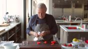 Jacques Pépin Makes a Tomato Flower
