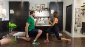 Your At-Home HIIT Workout (As Demonstrated in Ikea)