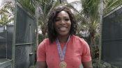 Inside Serena and Venus Williams's Secret Dance Competition