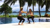 This Surfer Girl-Inspired Workout Will Make You Forget Summer Just Ended