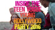 Watch Kaia Gerber and Presley Gerber Steal the Show at Our Young Hollywood Party