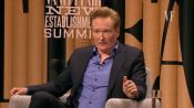 Conan O'Brien's Relationship with Late Night Legends
