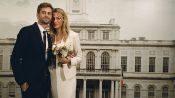 This New York City Wedding at City Hall Was Planned in 48 Hours