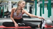 Victoria's Secret Angel Workout: 4 Moves For Angelic Abs