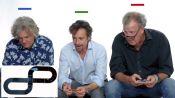 Jeremy Clarkson, Richard Hammond & James May Race Toy Cars