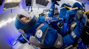 Boeing Blue is the Latest in a Long Line of Space Suits