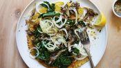 The Cromlet: A Gluten Free, Vegetarian Pancake