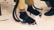 These Futuristic Boots Will Prevent Astronauts From Tripping on Mars