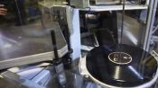 Meet the Robot that Presses Vinyl in 30 Seconds
