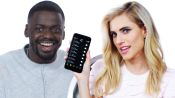 Allison Williams & Daniel Kaluuya Show Us the Last Thing on Their Phones