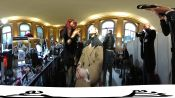 Get a 360 Backstage View of the Look at Giambattista Valli Fall 2017