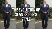 The Evolution of Sean Spicer's Style