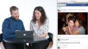 Couples Review Each Other's First Year on Facebook: Patrick & Ross