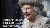 Queen Elizabeth's Most Extravagant Gifts
