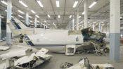 Inside the Plane Graveyard Training Future Air Crash Investigators