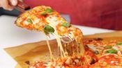 Cauliflower-Crust Pizza