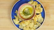 How to Make Chickpea Hummus With Olives and Dill