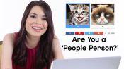 Miranda Cosgrove Takes Online Personality Tests