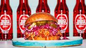 Big Red Pulled Pork Will Rule Your Summer