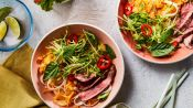 Red Curry Noodle Bowl