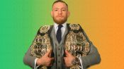 14 Looks That Prove Conor McGregor is the Undisputed Fashion Champion