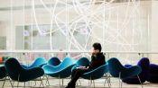 The Airport Terminal That's Also a High-Tech Garden