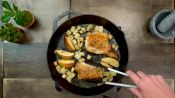 How to Make a Healthy One-Pan Chicken and Potatoes