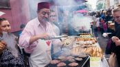 The Best Cities for Street Food