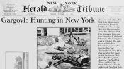 Gargoyle Hunting in New York