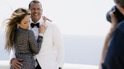 Jennifer Lopez and Alex Rodriguez's Vanity Fair Cover Shoot