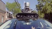 How a Bunch of Geeks and Dreamers Jump-Started the Self-Driving Car