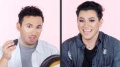 Manny MUA Talks a Beginner Through a Makeup Tutorial