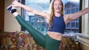 Olympic Alpine Skier Laurenne Ross Loves Her Strong Figure