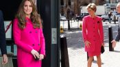 8 Times Kate Middleton and Princess Diana Were Style Twins