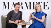 Emily Blunt and James McAvoy Explain a Typical British Day