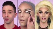 Miz Cracker's Drag Transformation Tutorial