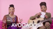 Welcome to Chloe x Halle's Freestyle Jam Session