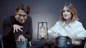 Lucy Hale and Tyler Posey Play 'Truth or Scare'
