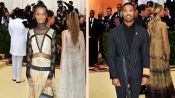 Michael B. Jordan & Letitia Wright's Met Gala Stylist Breaks Down Their Lewks | Side Take