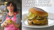 Carla Makes BA Smashburgers